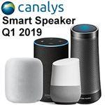 اخبار و خواندنی های موبایل | گزارش Canalys از بازار اسپیکرهای هوشمند در فصل منتهی به مارس ۲۰۱۹- چین آمریکا را پشت سر گذاشت | mobile.ir