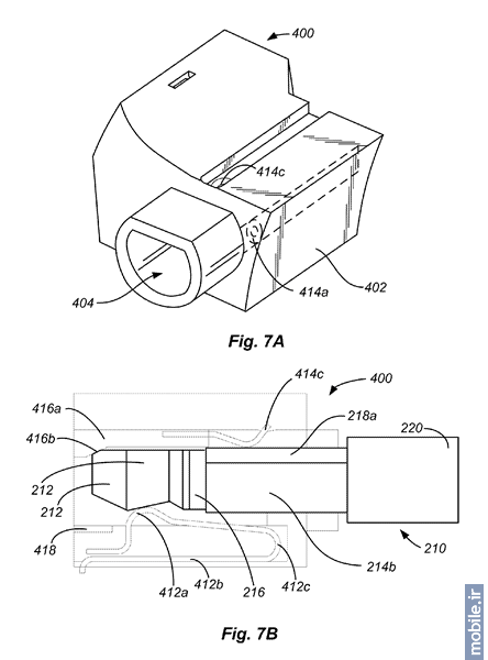 Apple US009142925 Patent