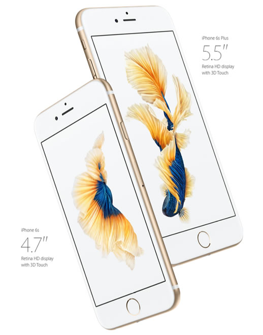 Apple iPhone 6S - iPhone 6S Plus - اپل آیفون 6 اس - آیفون 6 اس پلاس