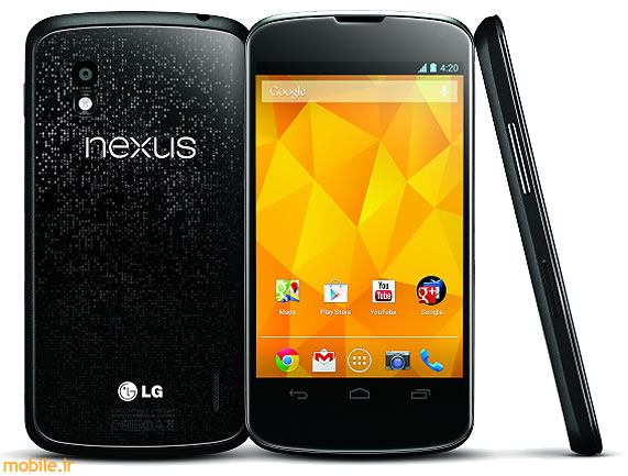 LG Nexus 4 - ال جی نکسوس 4