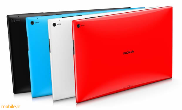 Nokia Lumia 2520 - نوکیا لومیا 2520