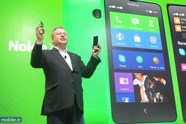 Nokia X and X+ - نوکیا ایکس و ایکس پلاس