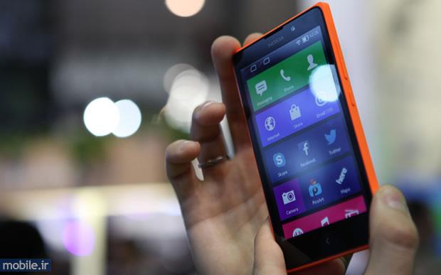 Nokia XL - نوکیا ایکس ال