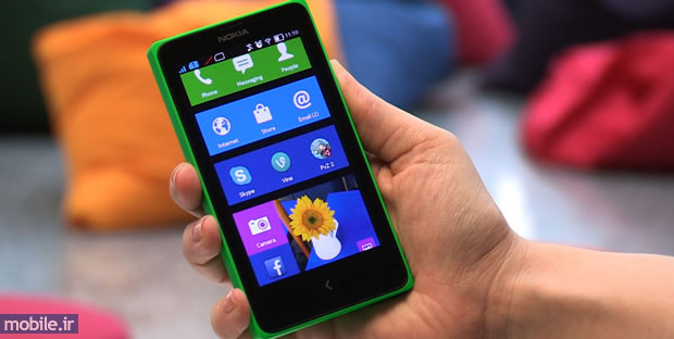 Nokia X - نوکیا ایکس