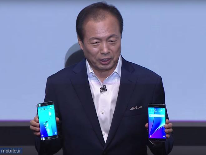 Samsung Galaxy S6 edge+ سامسونگ گلکسی اس 6 اج پلاس