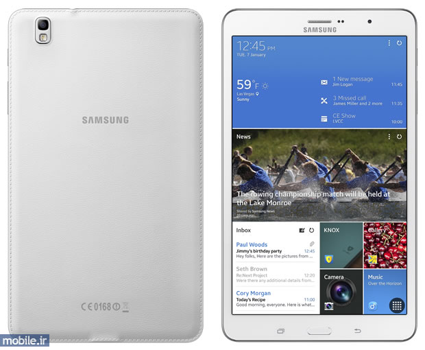 Samsung Galaxy TabPRO 8.4 - سامسونگ گلکسی تب پرو 8.4