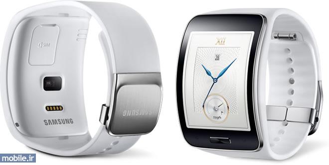 Samsung Gear S - سامسونگ گیر اس
