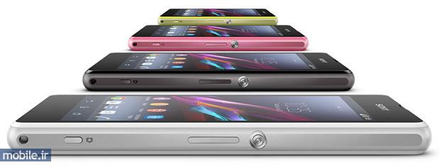 Sony Xperia Z1 Compact - سونی اکسپریا زد 1 کامپکت