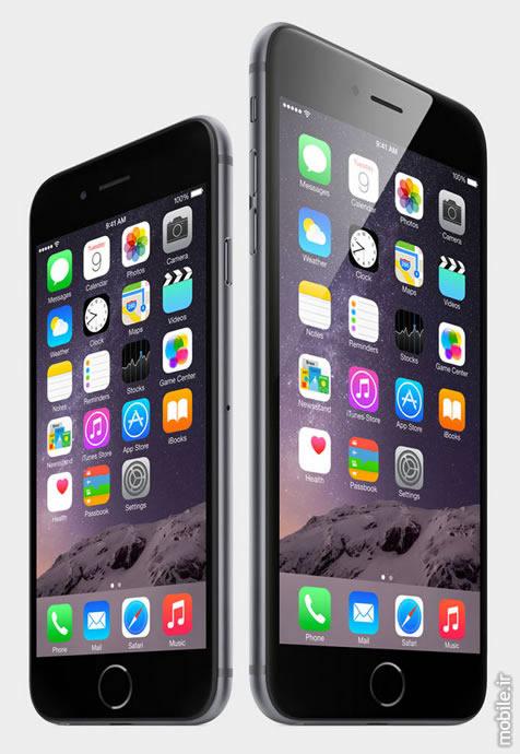 Apple iphone 6s and iphone 6s plus اپل آیفون 6 اس و اپی آیفون 6 اس پلاس