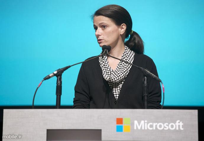 Microsoft CFO AmyHood