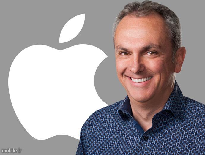 Apple cfo luca maestri