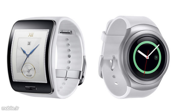 samsung gear s and gear s2