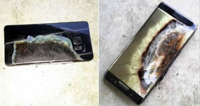 samsung galaxy note7 catching fire