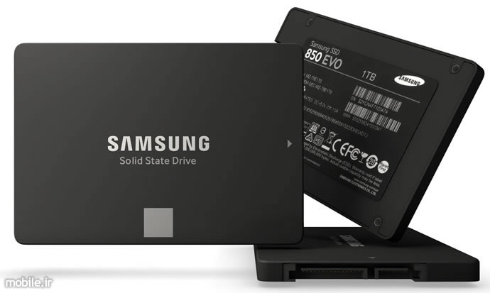 samsung nand flash ssd