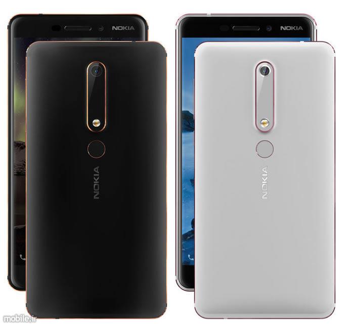 Introducing Nokia 6 2018