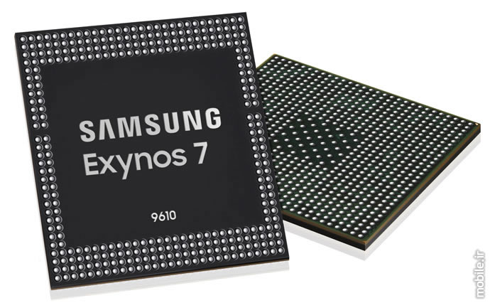 Introducing Samsung Exynos 7 Series 9610 SoC