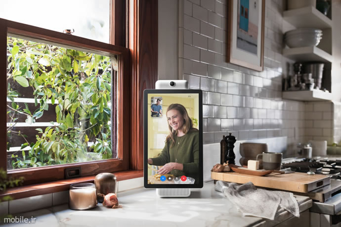 Introducing Facebook Portal and Portal Plus Video Calling Device