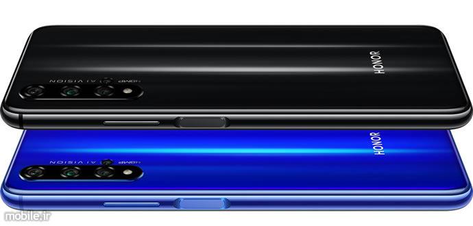 اخبار و خواندنی های موبایل | معرفی Honor 20 و ۲۰ Pro – جدیدترین پرچمدارهای آنر | mobile.ir