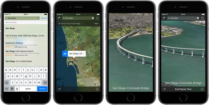 best gps and navigation apps for smartphones 2017