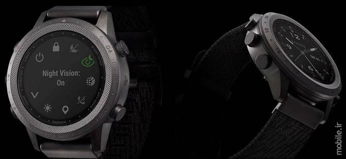 اخبار و خواندنی های موبایل | معرفی MARQ Commander – ساعت هوشمند جدید گارمین با قابلیتهای نظامی | mobile.ir
