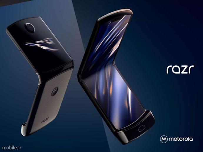 اخبار و خواندنی های موبایل | معرفی نسل جدید موتورولا RAZR – تعریف تازهای برای یک اسمارتفون تاشو | mobile.ir