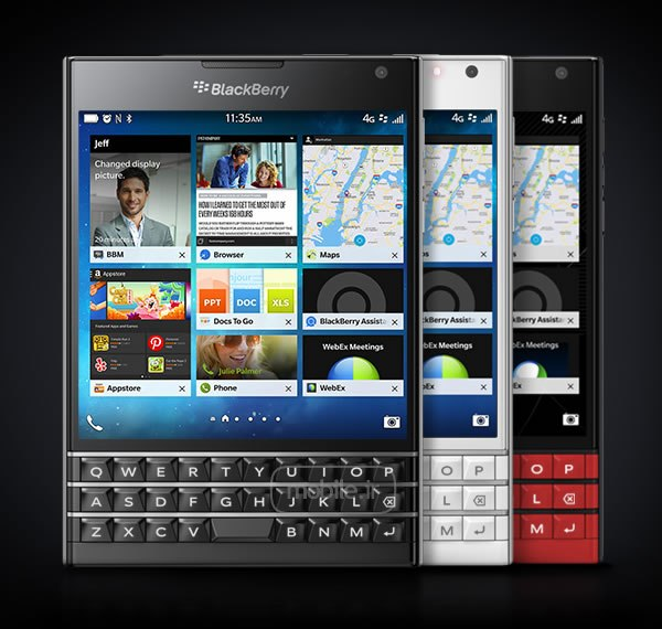 BlackBerry Passport بلک بری