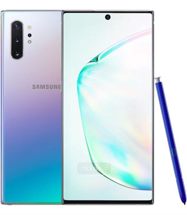Samsung Galaxy Note10 تصاویر گوشی