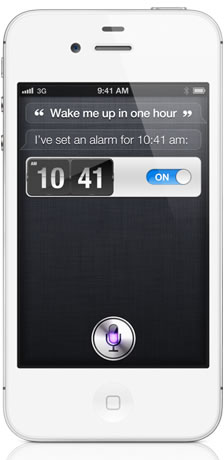 Apple Siri Alarms