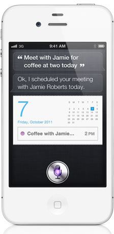 Apple Siri Appointments