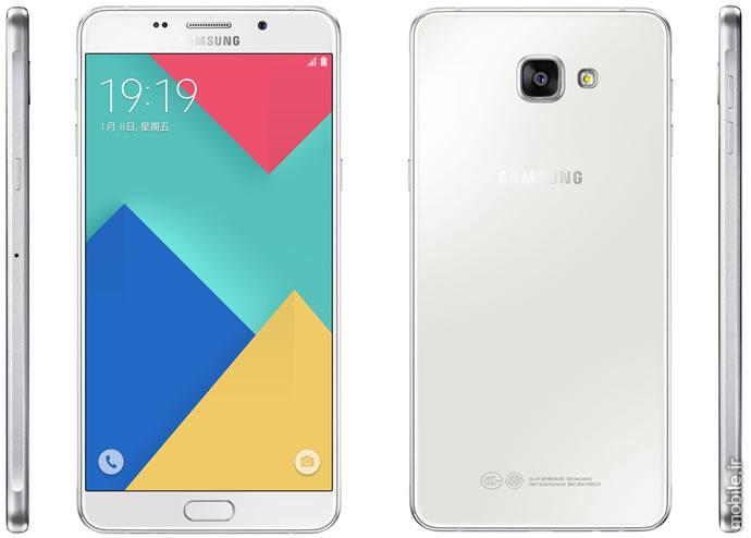 Samsung introduces Galaxy A9