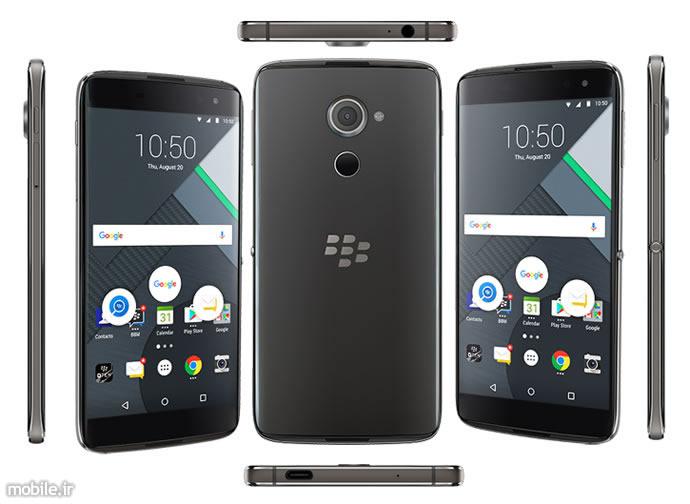 introducing blackberry dtek60