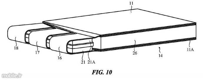 apple parallel heat spreader patent application