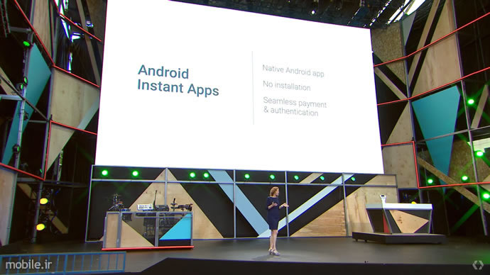 google instant apps overview