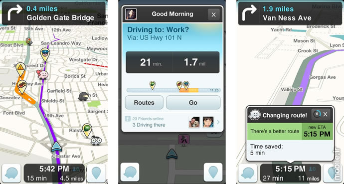 Best GPS and Navigation Apps for Smartphones 2017