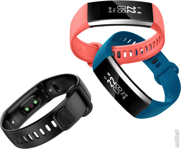 Introducing Huawei Band 2 and Band 2 Pro