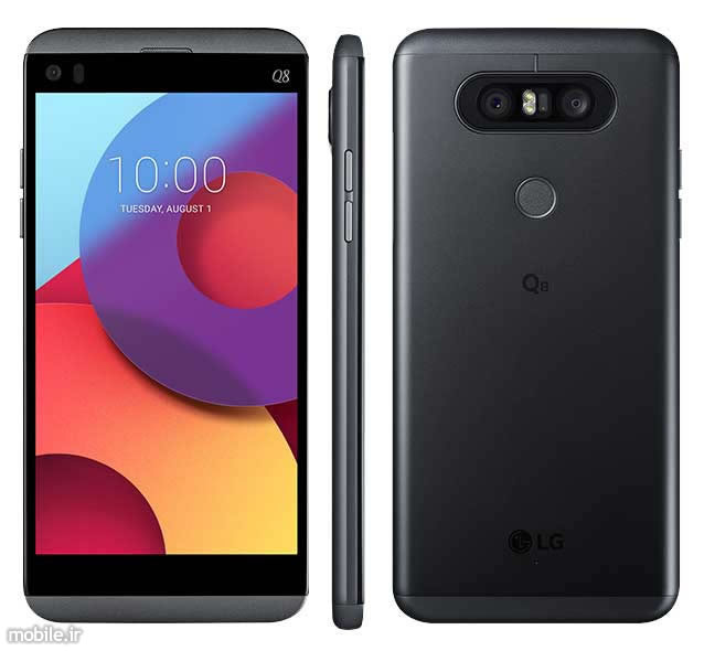 Introducing LG Q8