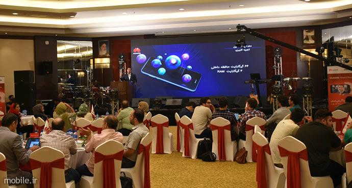 Huawei Nova 2 Plus Launch Ceremony in Iran