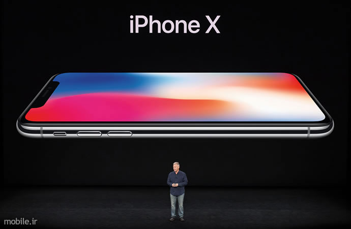 Introducing Apple iPhone X