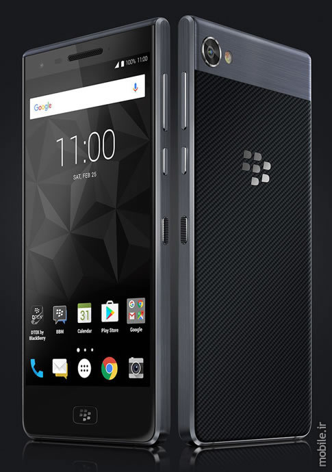 Introducing BlackBerry Motion