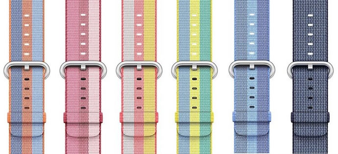 Apple Self Adjusting Watch Bands Patent