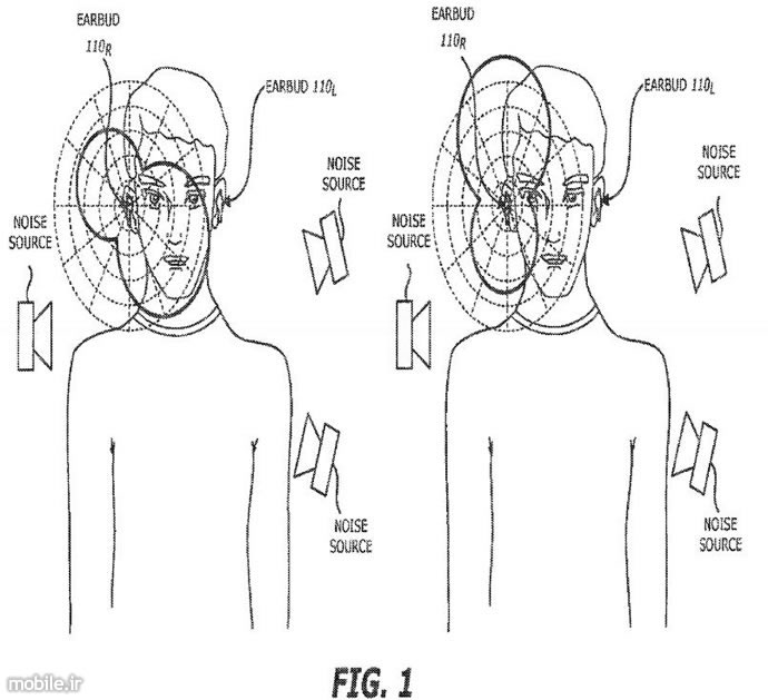 Apple Improving Voice Quality in a Wireless Earbuds Patent