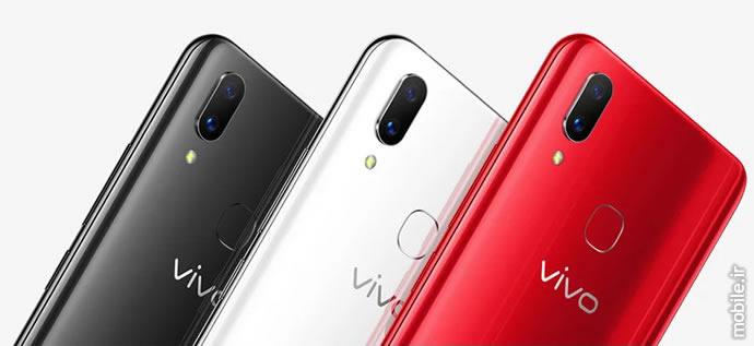 Introducing Vivo X21