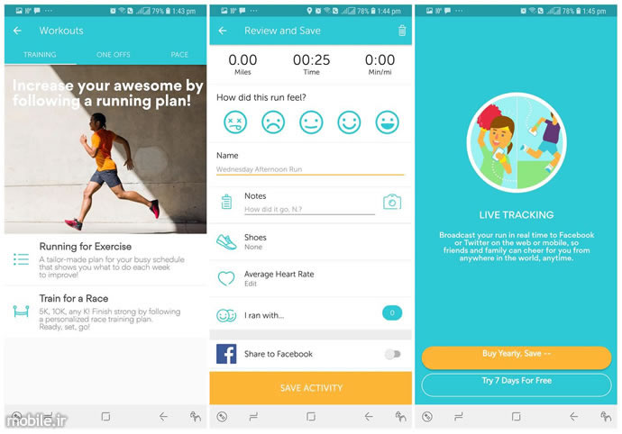 Best Workout and Fitness Apps 2018 Second Part