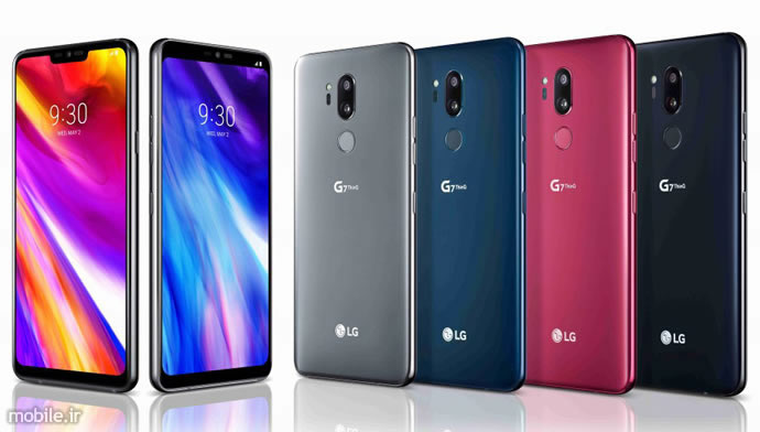 Introducing LG G7 ThinQ