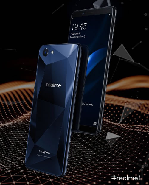 Introducing Oppo realme 1