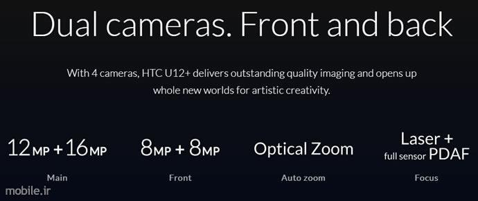 Introducing HTC U12 Plus