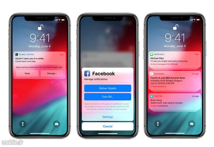 Introducing iOS 12