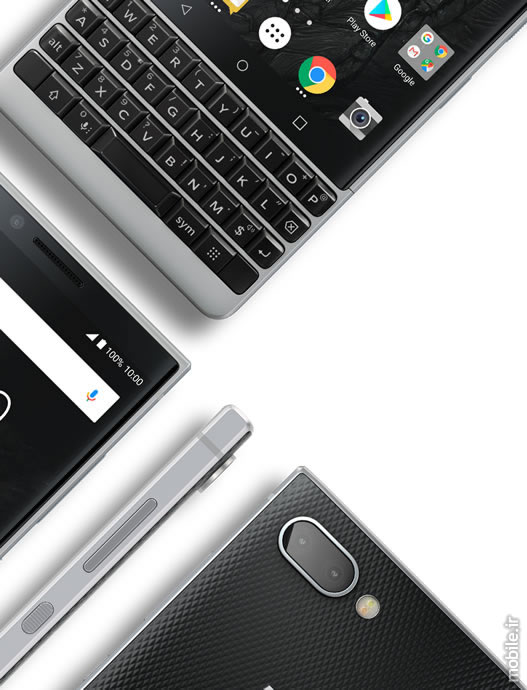 Introducing BlackBerry Key2