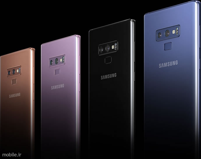 Introducing Samsung Galaxy Note 9