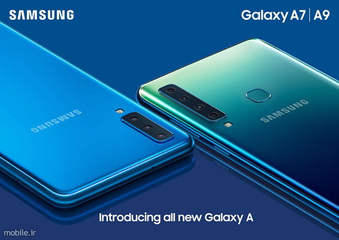 Introducing Samsung Galaxy A9 2018